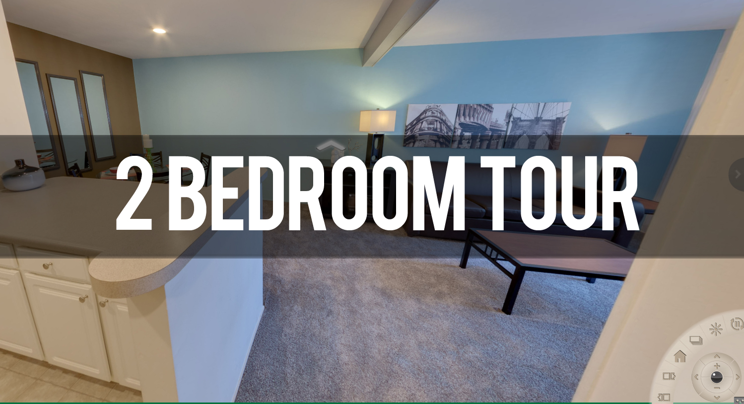 Virtual Tour of University Terrace Apartments