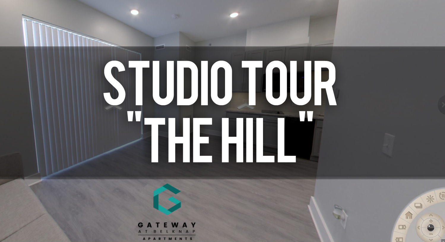Virtual Tour of The Hill Floorplan at Gateway at Belknap
