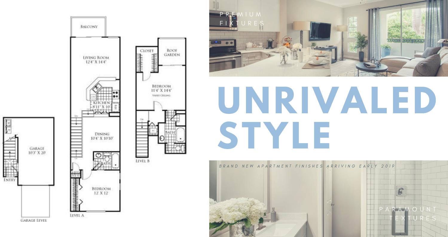 Unique Design | Impressive Layouts | Stunning Finish & Features