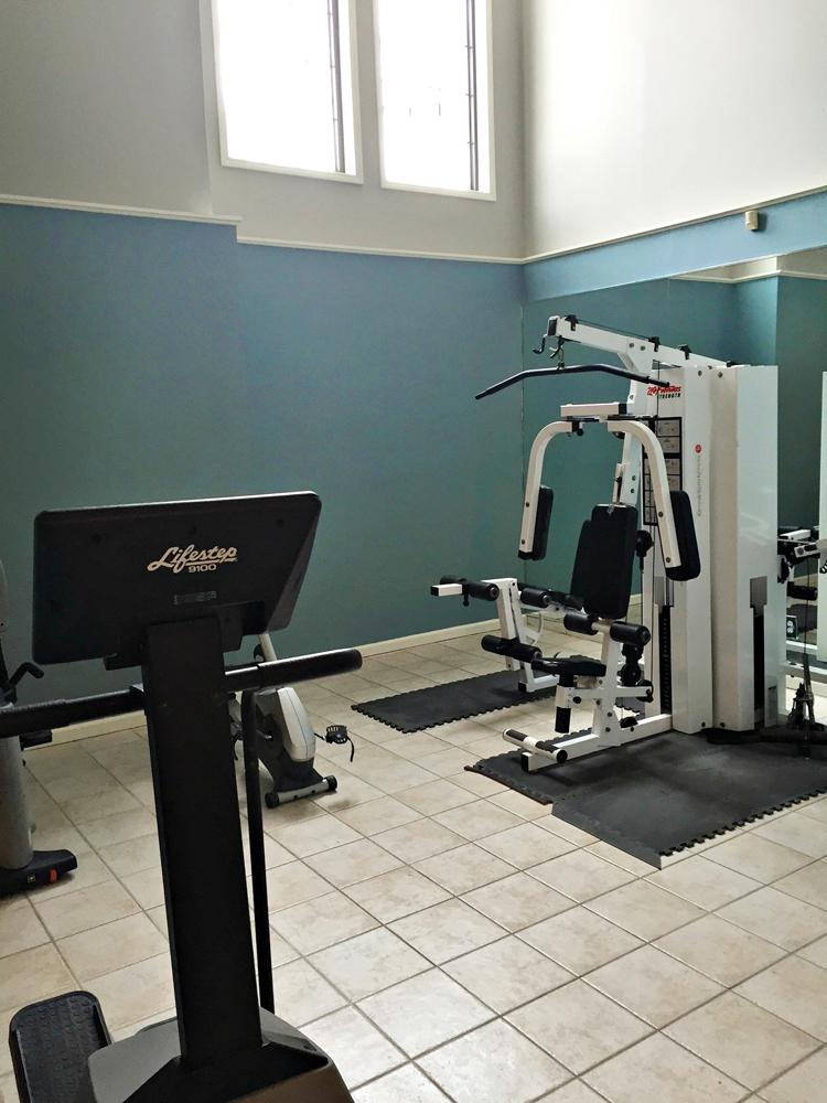 Fitness Center at Apartments in Clarkston
