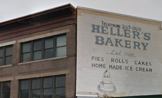 Heller's Bakery Mt. Pleasant Washington, DC