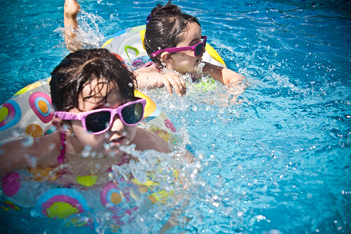 All About the Pool at your Hyland Village Apartments