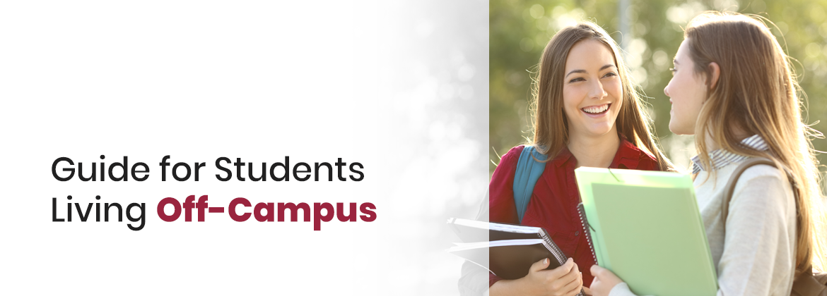 Guide for Students Living Off-Campus | Student Housing