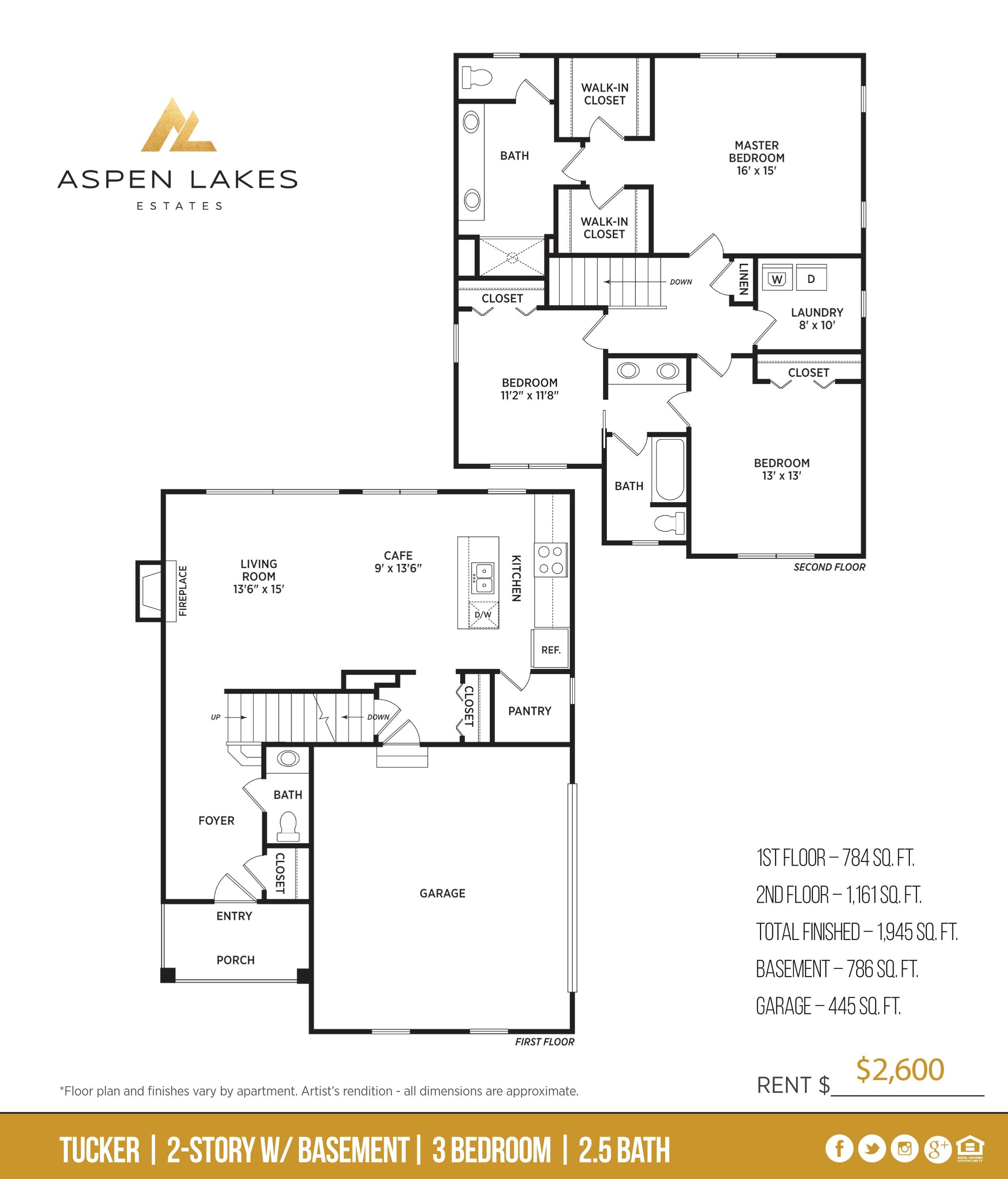 Aspen Pointe Apartments: Aspen Lakes Communities
