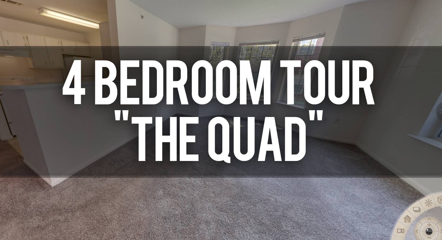 The Quad | College Towne Apartments near Michigan State University