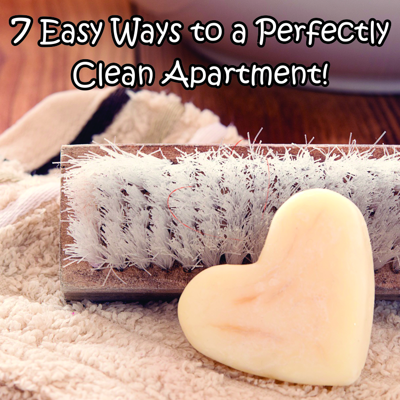 Heatherwood Apartments: 7 Easy Ways To A Perfectly Clean Apartment
