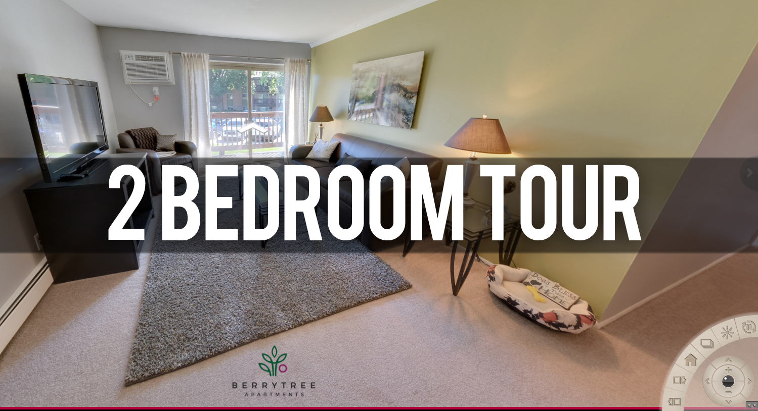 Berrytree Apartments in Okemos, MI Virtual Tour