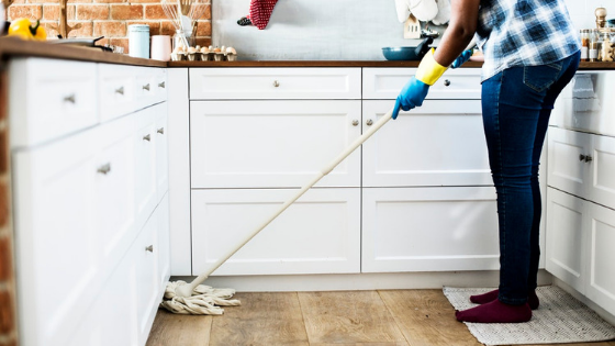 Cleaning Your Chicago Apartment Should Ideally Occur On An Everyday Basis It Only Takes A Few Minutes To Wipe Down The Counters Pick Up Dirty Clothes