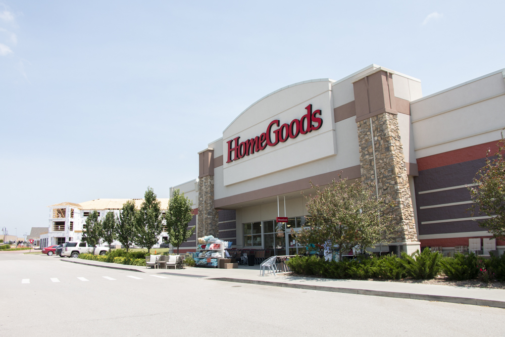 HomeGoods near WH Flats luxury apartments in south Lincoln NE 68516