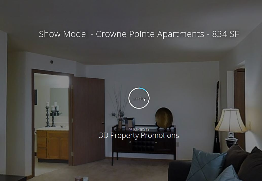 3D Tour of Crown Pointe Apartments in Holland, MI