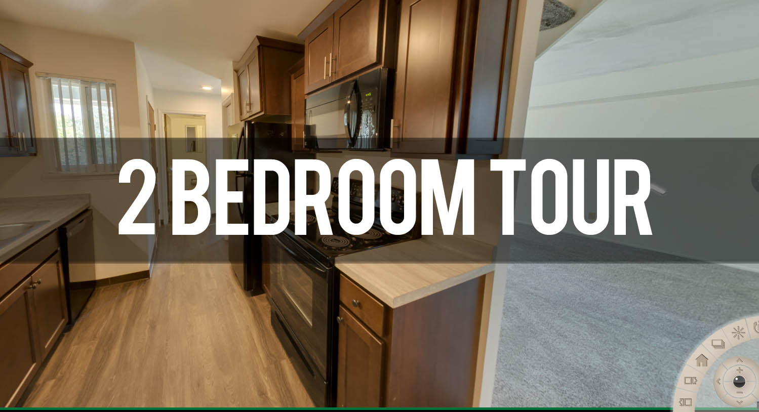 Virtual Tour 2 Bedroom at Eastpoint Townlets