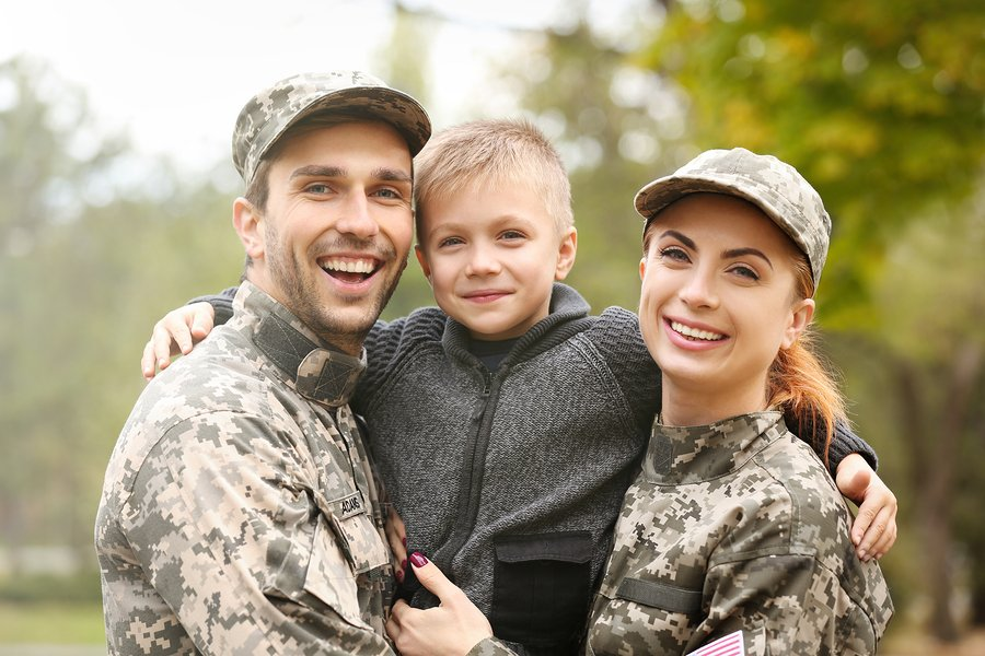 Great For Military Families