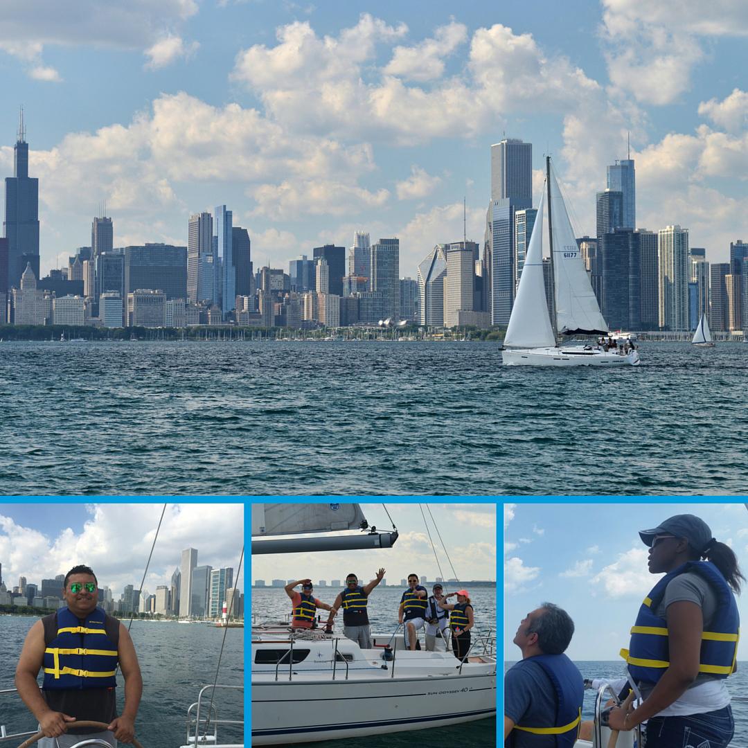 Newcastle Sailing Event