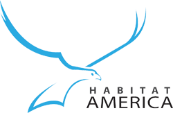 Habitat America Property Management Logo