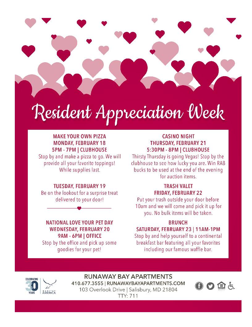 Runaway Bay Resident Appreciation Week