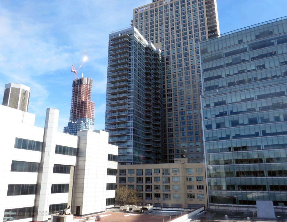 Tower 28 In Long Island City About To Top Out As NYC's