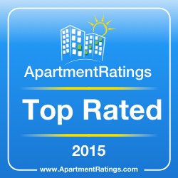 ApartmentRatings.com Top Rated 2015