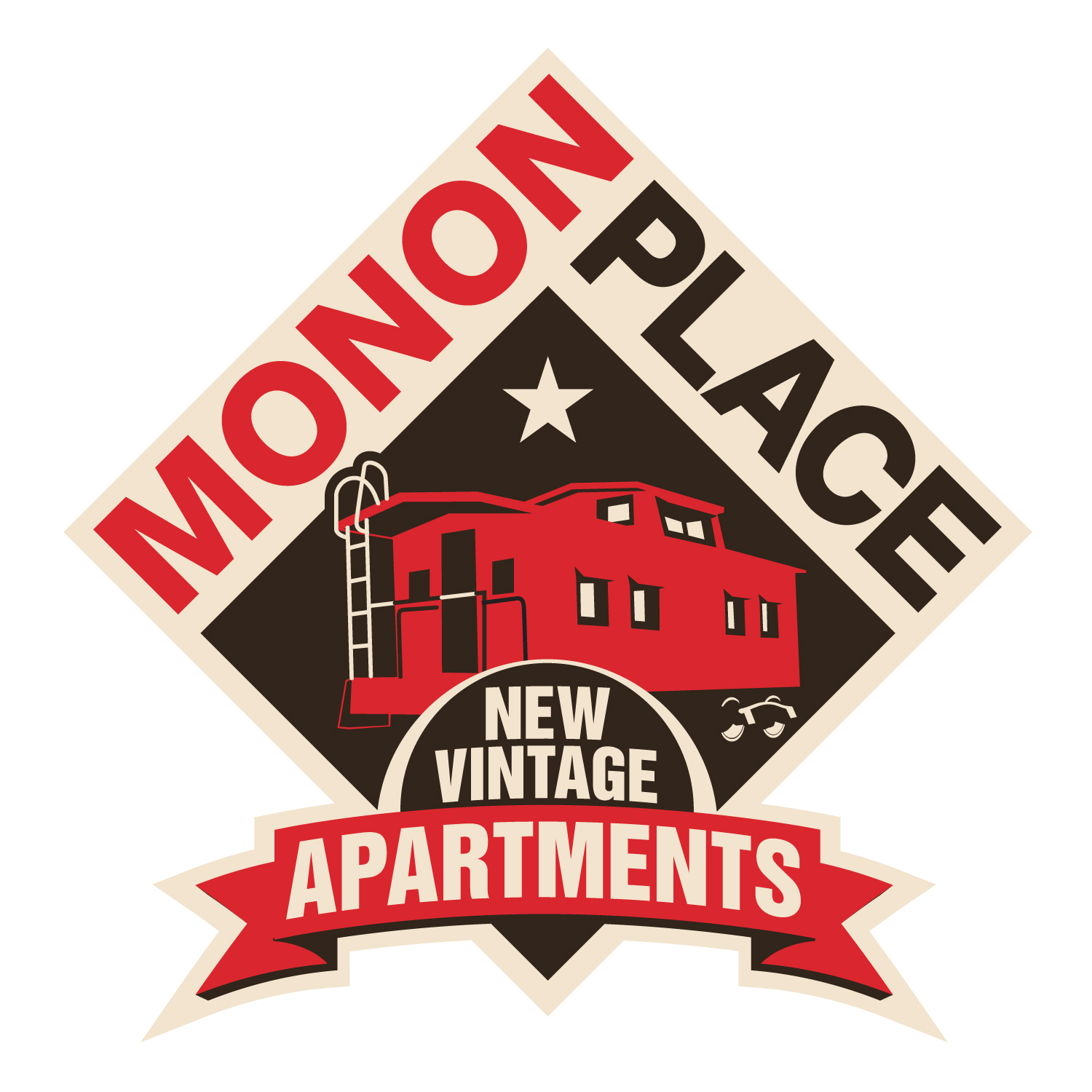 Monon Place Apartments In Broad Ripple Village Indianapolis IN - 3 bedroom apartments indianapolis