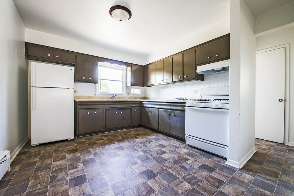 Pangea Calumet City Apartments Kitchen