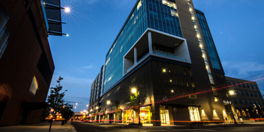 Arena Place Apartments in Downtown Grand Rapids, Michigan