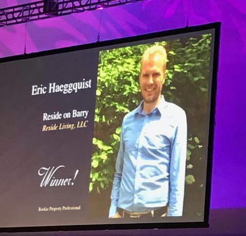 Eric Haeggquist Cammes