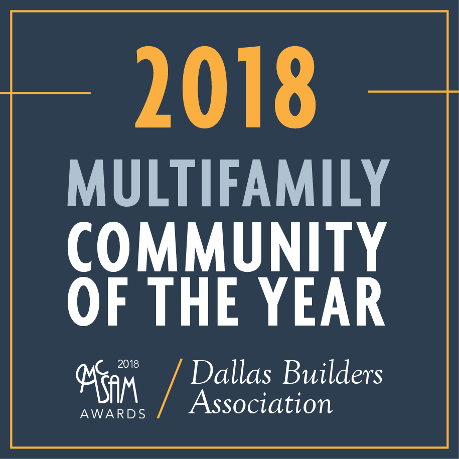 Hebron 121 Station won Multifamily Community of the Year! Stop by today to  learn more and take a tour.