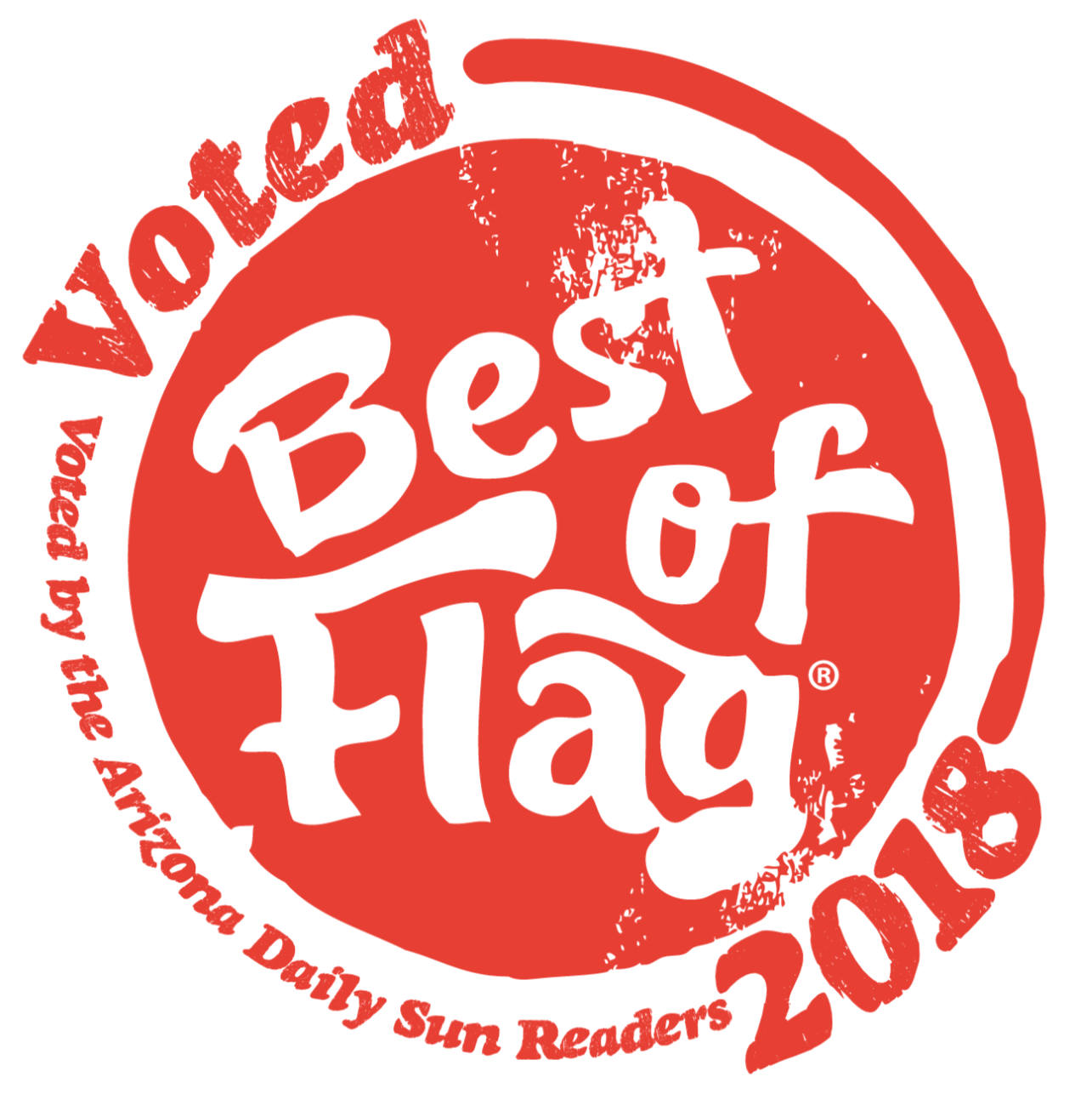 Voted Best of Flag 2018