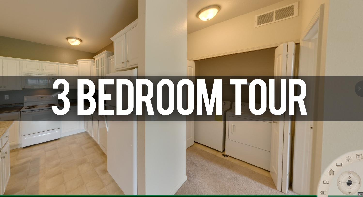 Take a Virtual Tour of Hamptons Apartments near Michigan State University