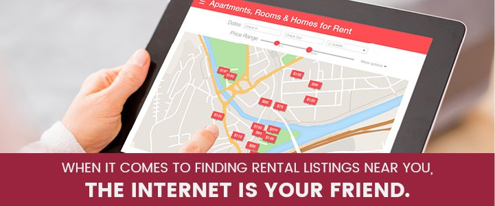 Finding apartment listings in Harrisburg, PA | Property Management, Inc.