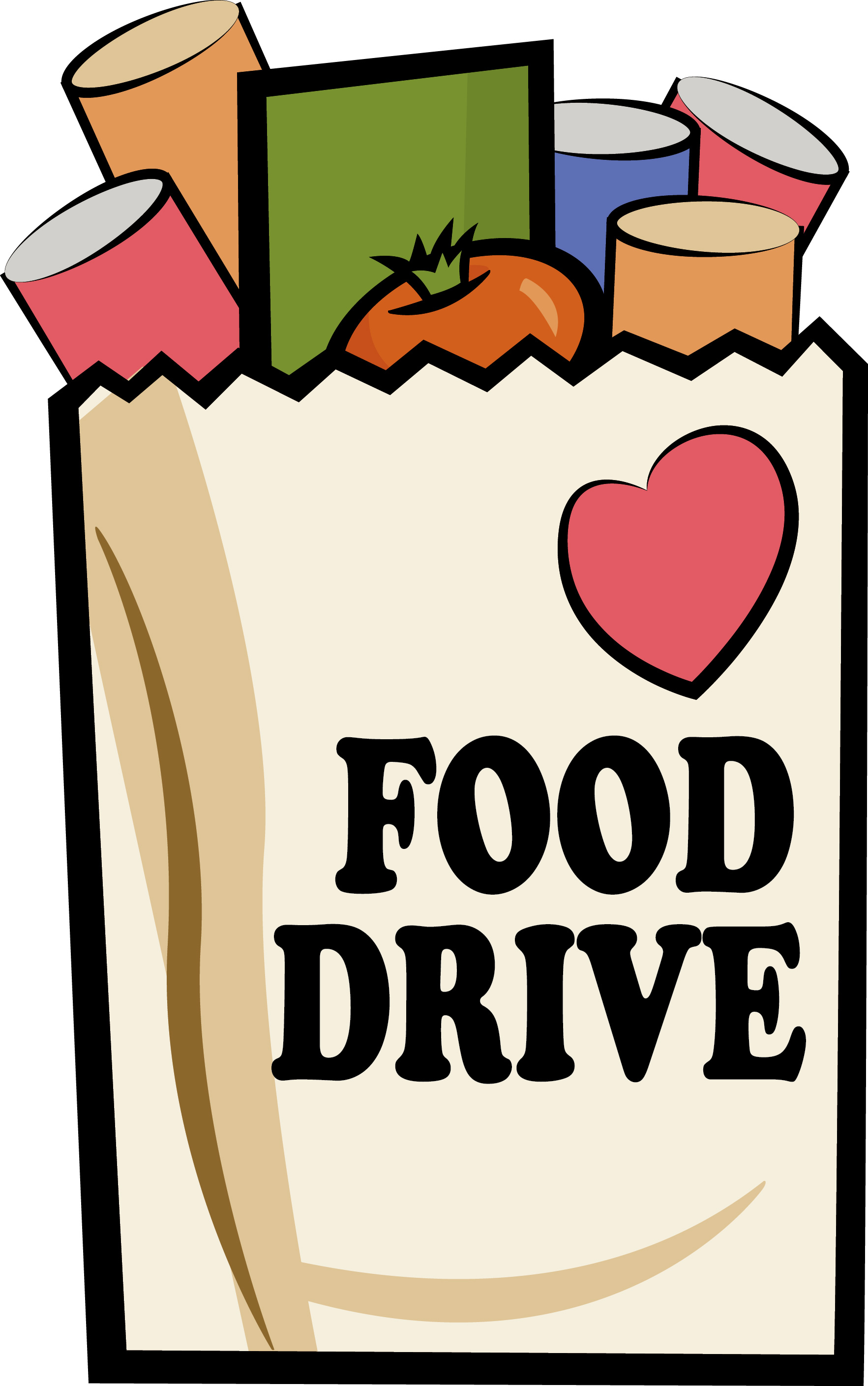 Image result for food drive images
