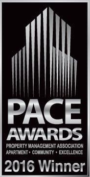2016 PACE Award Winner