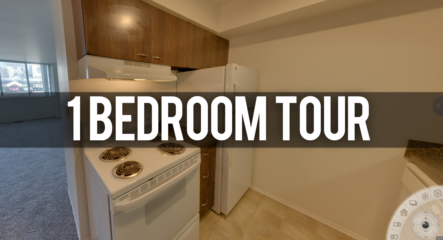 East Knolls Apartments in East Lansing 1 Bedroom Virtual Tour