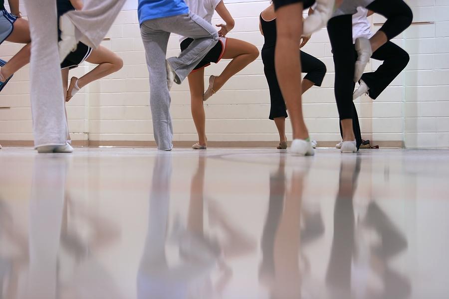 fitness dancing DC