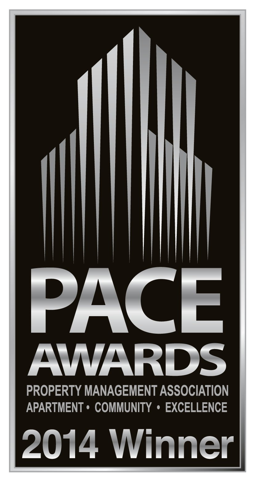 PACE Awards Logo 2014 Winner