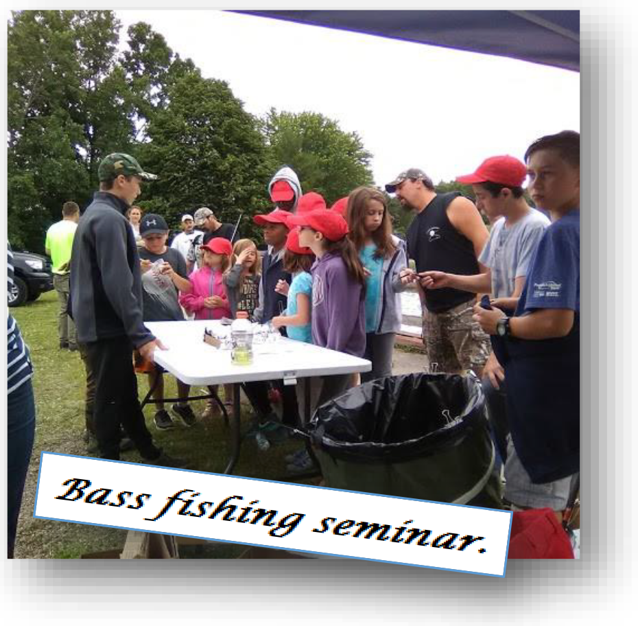 Bass Fishing Seminar
