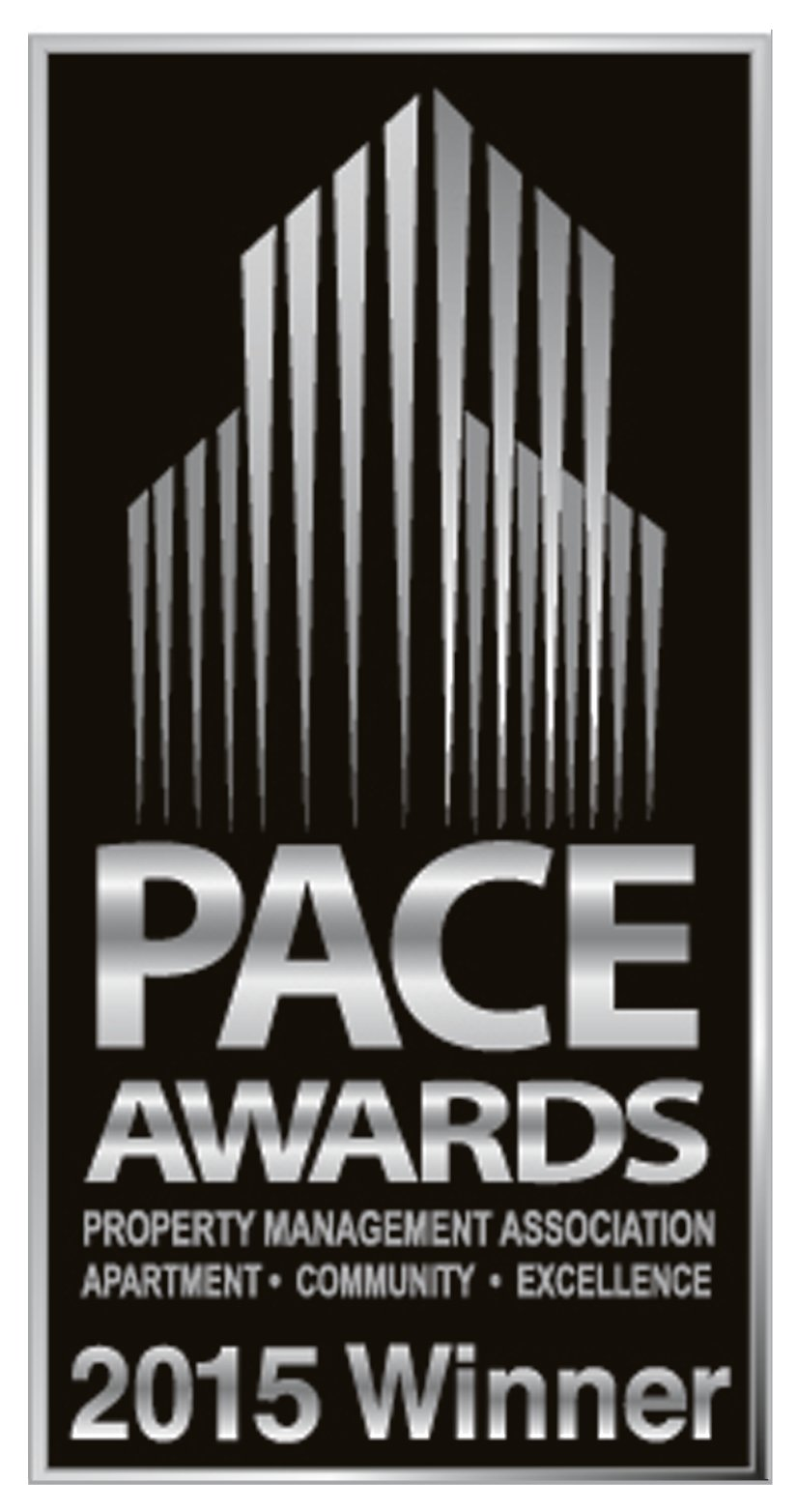 PACE Awards Logo 2015 Winner