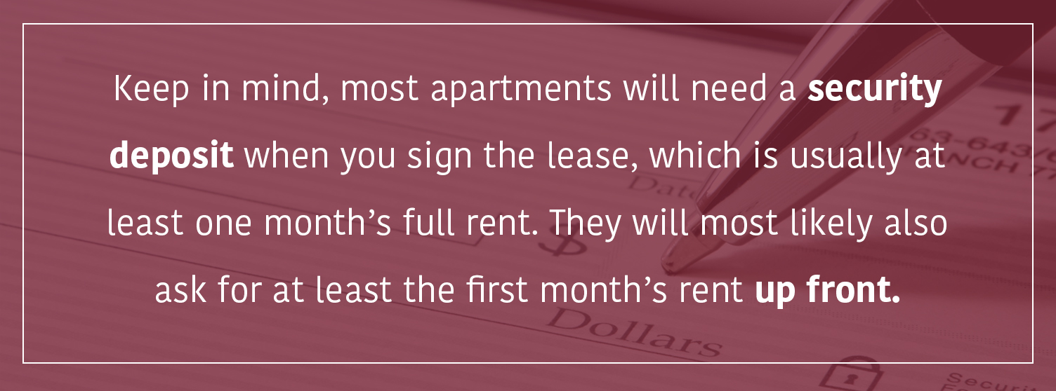 Renting Apartment Tips 12 Things To Consider As A College Renter