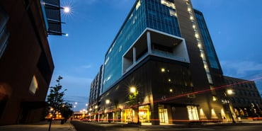 Arena Place Apartments in Downtown Grand Rapids