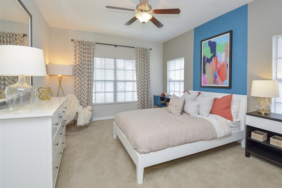 NorthBridge at Millenia Lake Bedroom
