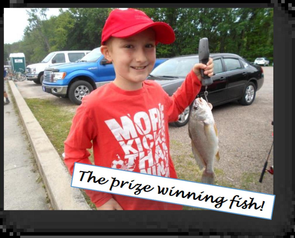 Biggest Fish Winner