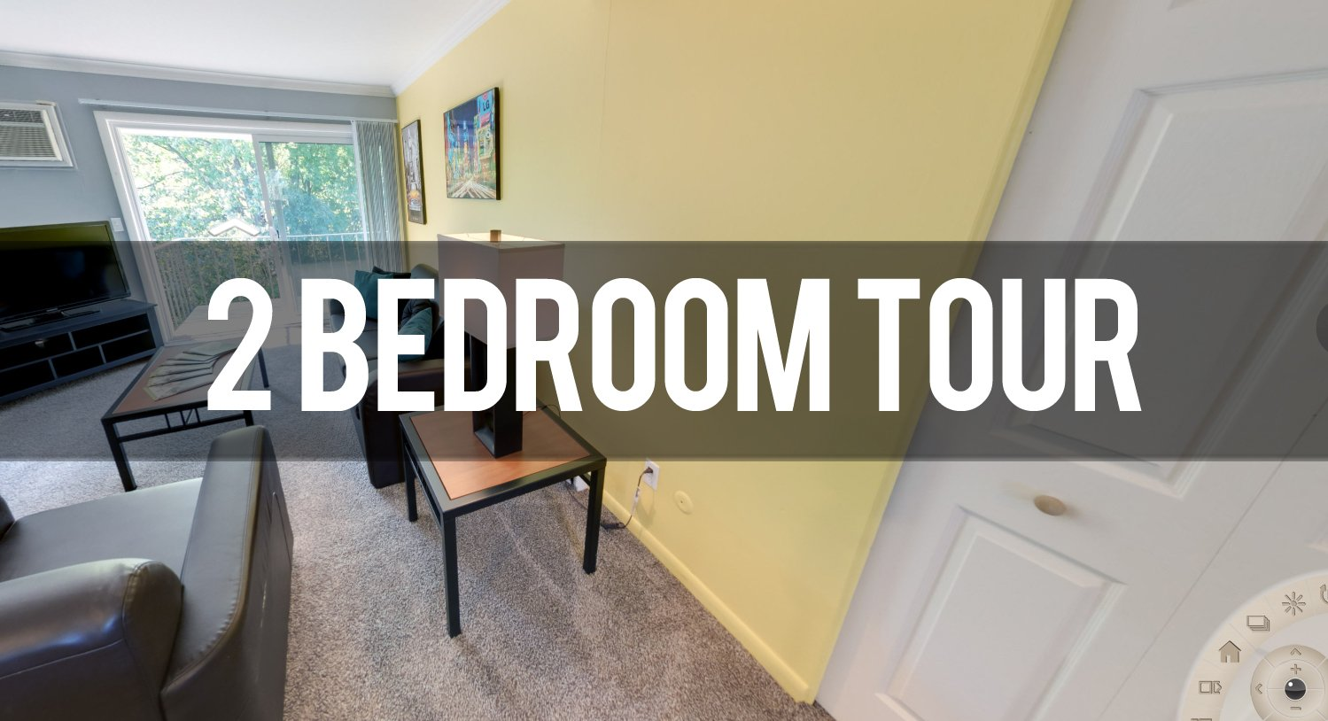 Virtual Tour of Collingwood Apartments in East Lansing