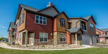 The Quarry Apartments in DeWitt Michigan