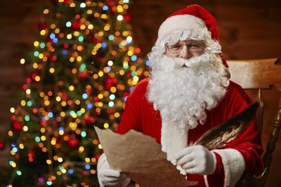 Visiting Santa-CIP Apartments and Town Homes