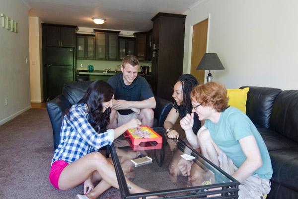 Americana Apartments | East Lansing Apartments Near Michigan State University