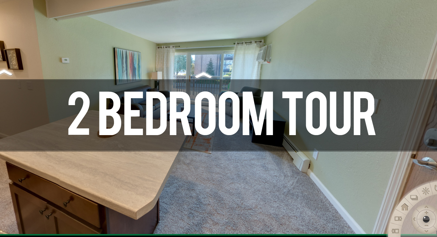 Cedar Village 2 Bedroom Virtual Tour