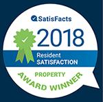 resident satisfaction award