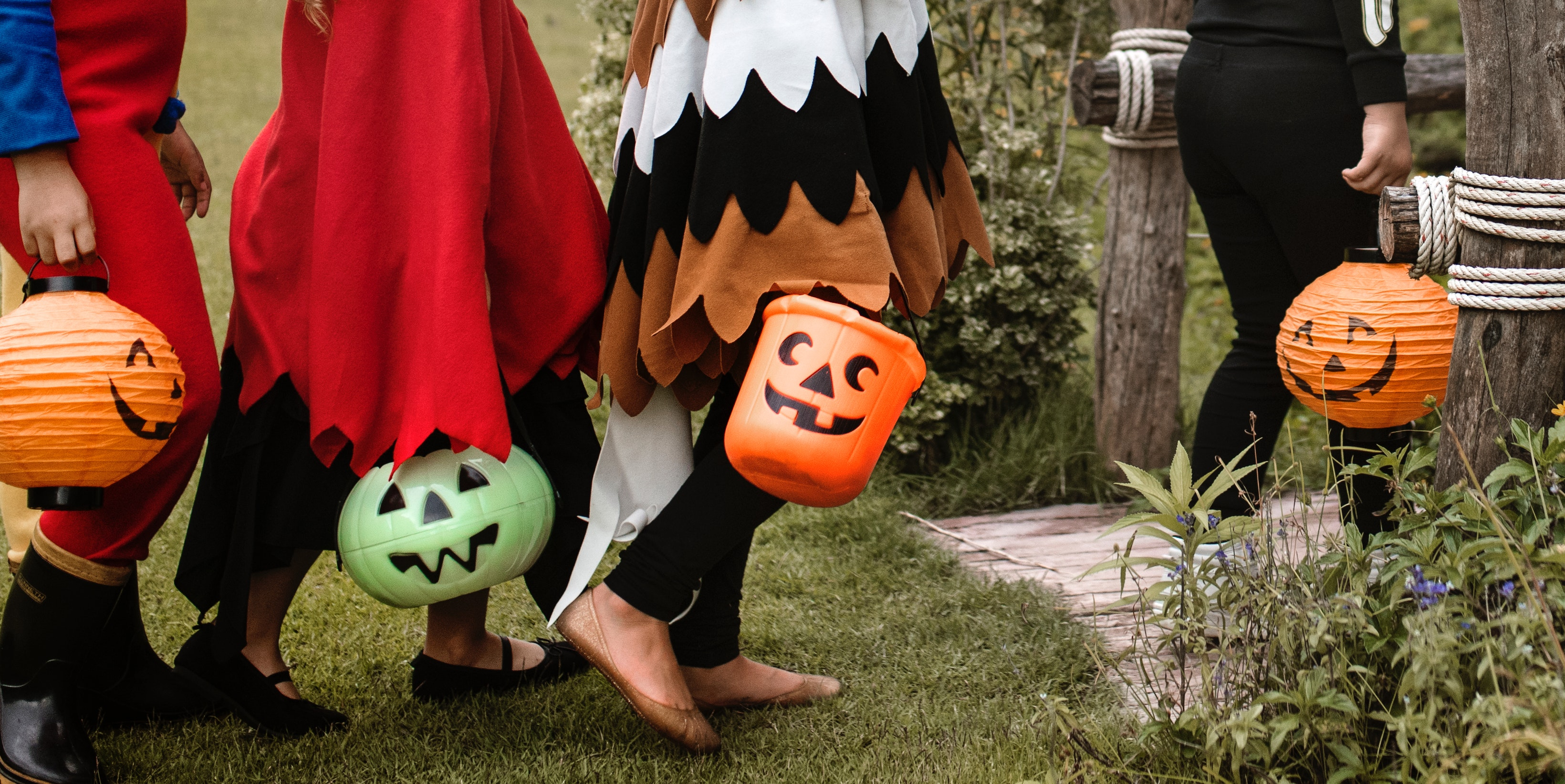 Creative Halloween Costumes For All Ages