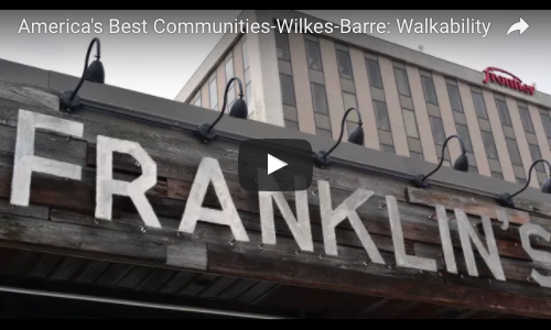 America's Best Communities-Wilkes-Barre: Walkability