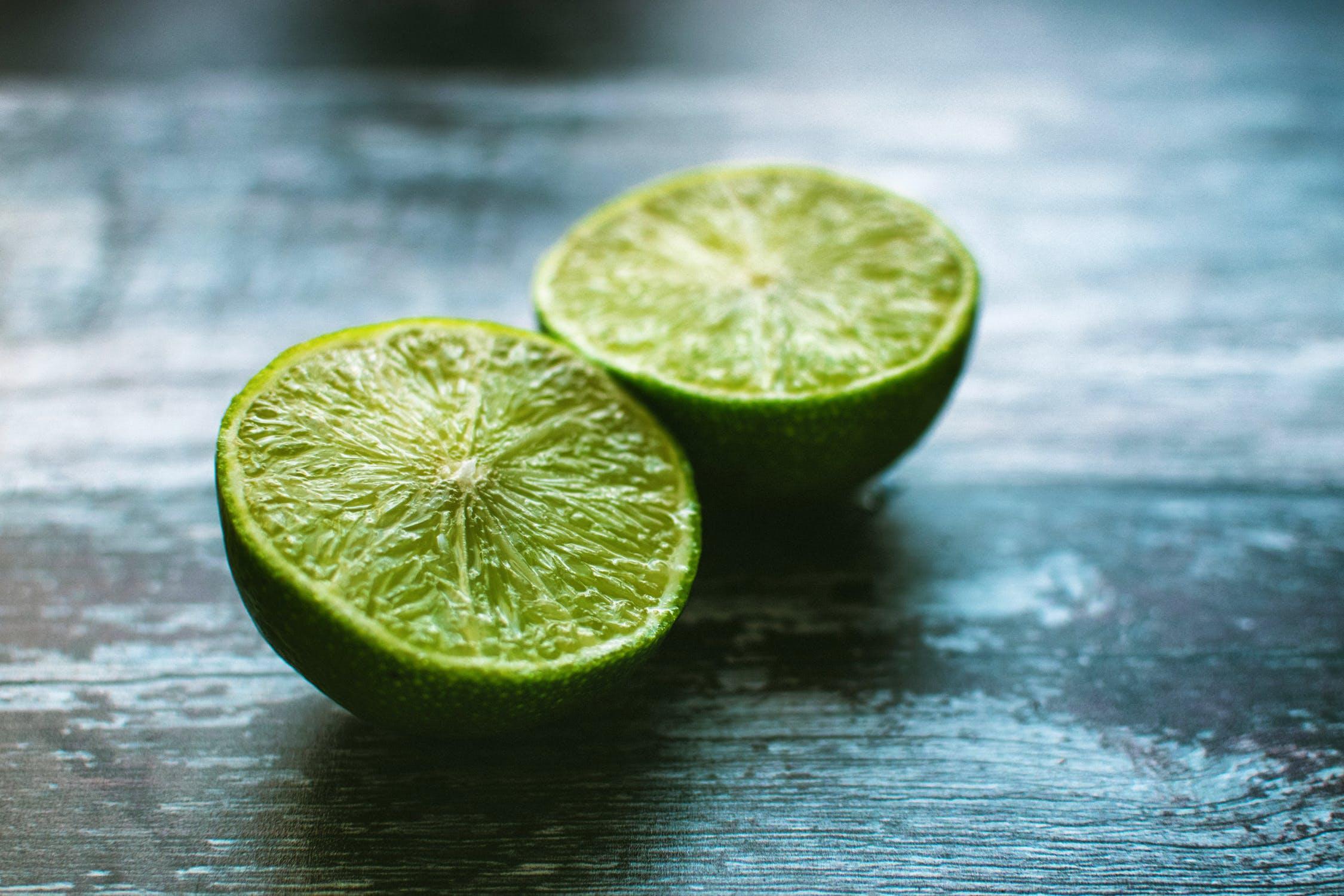Fresh Mint-Basil Limeade