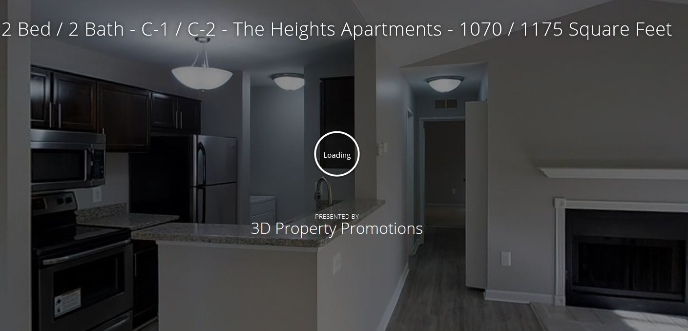 The Heights 2 Bedroom 3D Tour